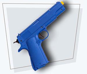 Fotobox Accessoires Pistole