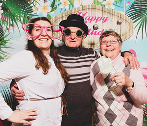 Familie Photo Booth